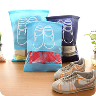 Travel Shoes Drawstring Bag Portable