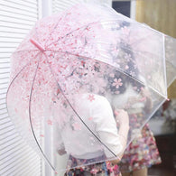 Cherry Blossom Mushroom Apollo Princess Umbrella