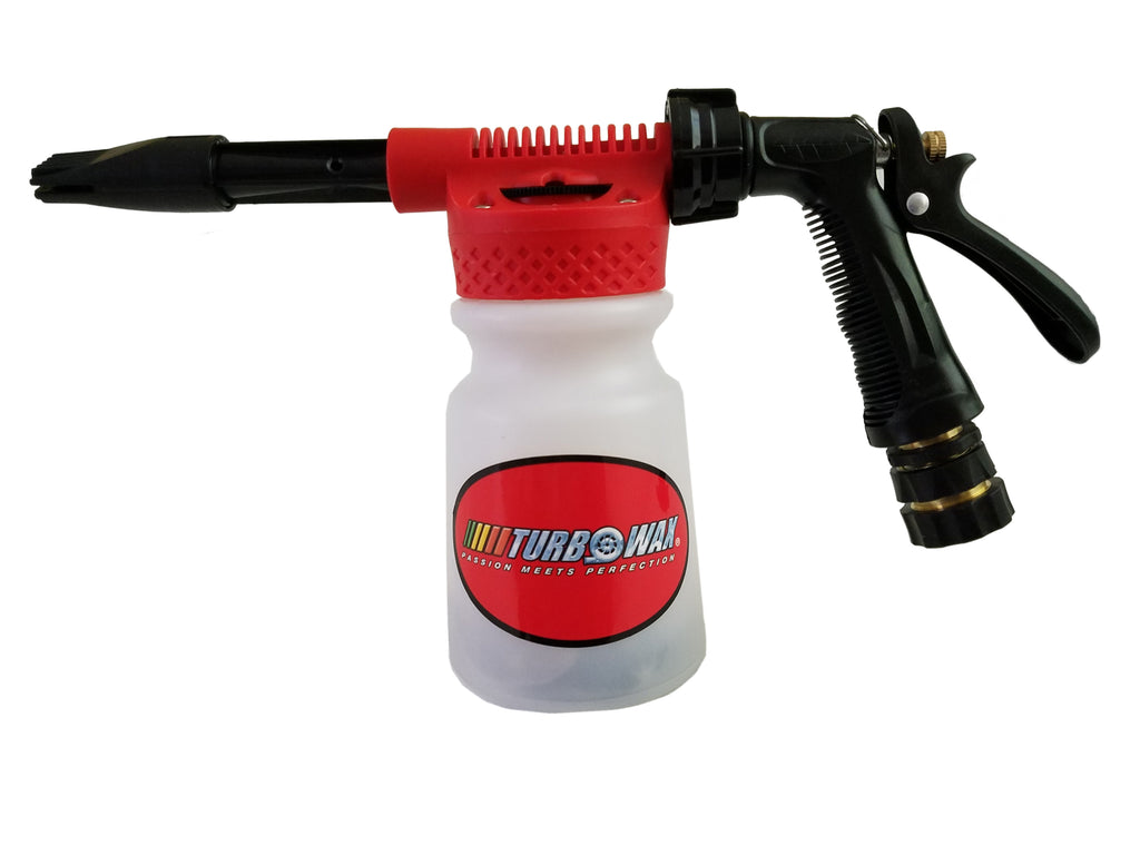 Turbo Wax Foam Gun