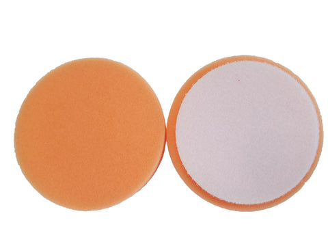 "Turbo Wax Orange Foam Pads 3"" - Turbo Wax Products"