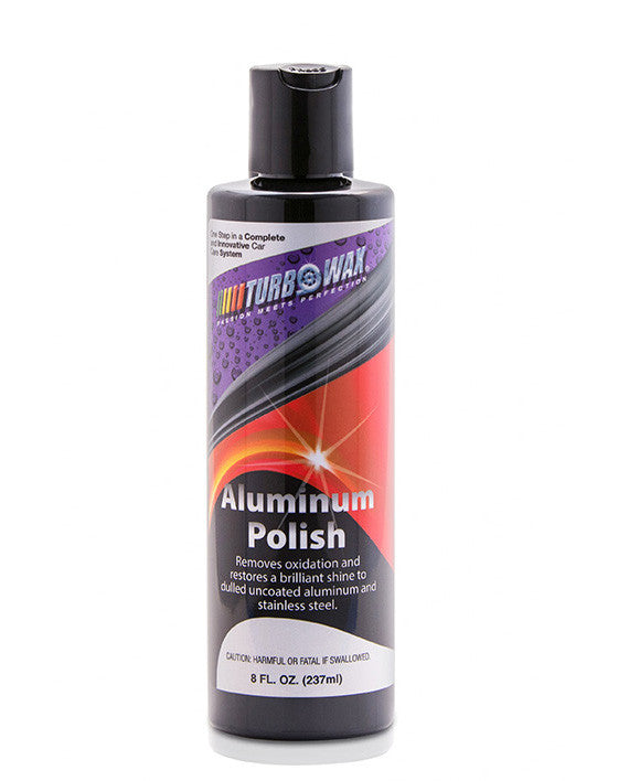 Turbo Wax Aluminum Polish - Turbo Wax Products