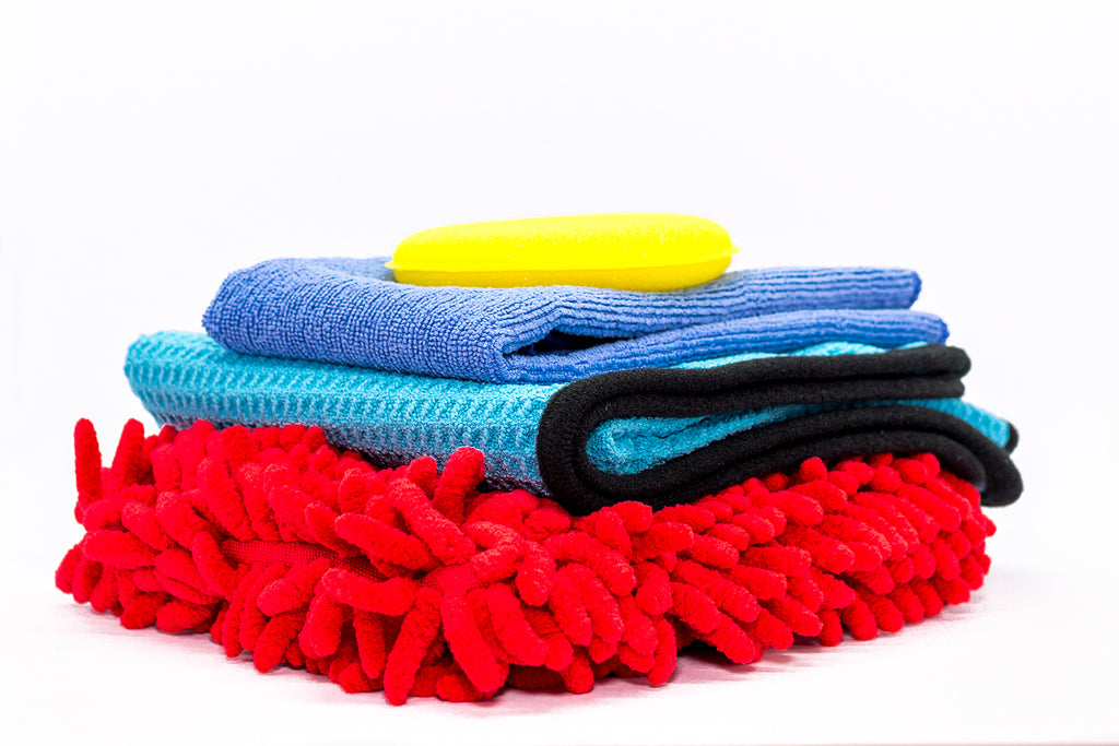 Turbo Wax Microfiber Kit - Turbo Wax Products
