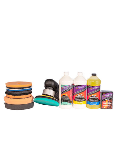 Turbo Wax Polishing Kit 4 - Turbo Wax Products