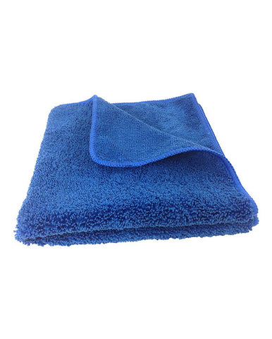 Turbo Wax Economical Microfiber Towel And Applicator 16″X16″ - Turbo Wax Products