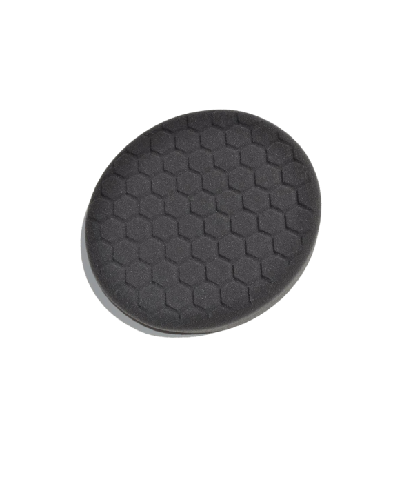 Turbo Centering Foam Black Buffing Pad 7.5″