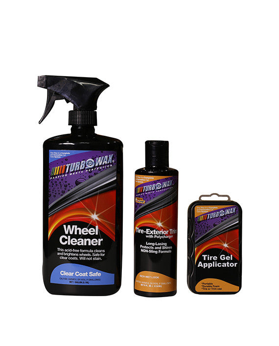 Turbo Wax Kit 6 - Turbo Wax Products
