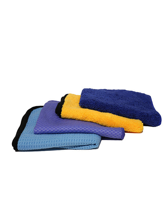 Turbo Wax Microfiber Combo Package