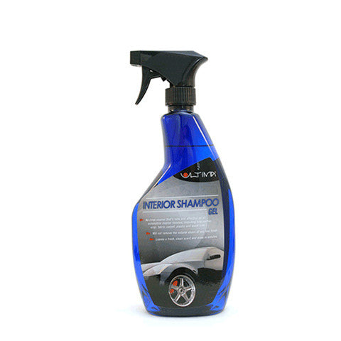 Ultima Interior Shampoo Gel - Turbo Wax Products
