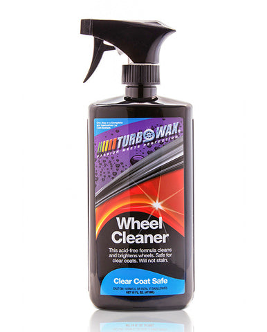 Turbo Wax Wheel Cleaner