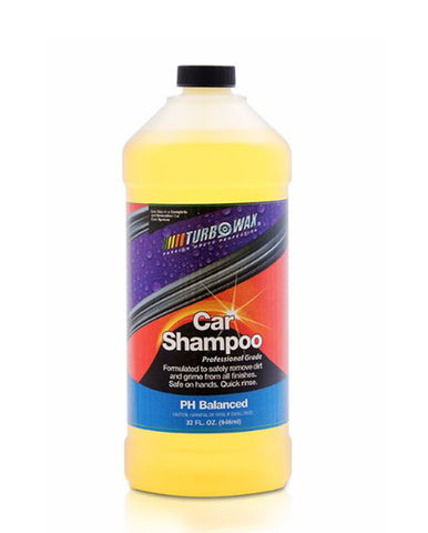 Turbo Wax Shampoo Professional Grade