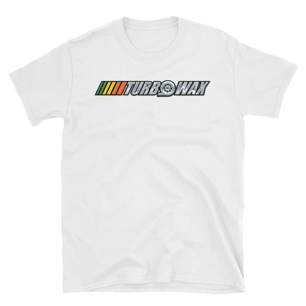 Unisex Turbo Wax Tee - Turbo Wax Products