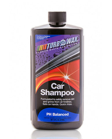 Turbo Wax Shampoo