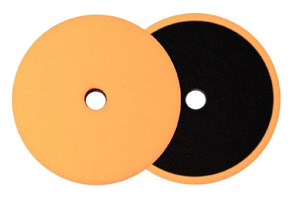 Turbo Wax  Orange Low Profile Foam Pad 6.5 - Turbo Wax Products
