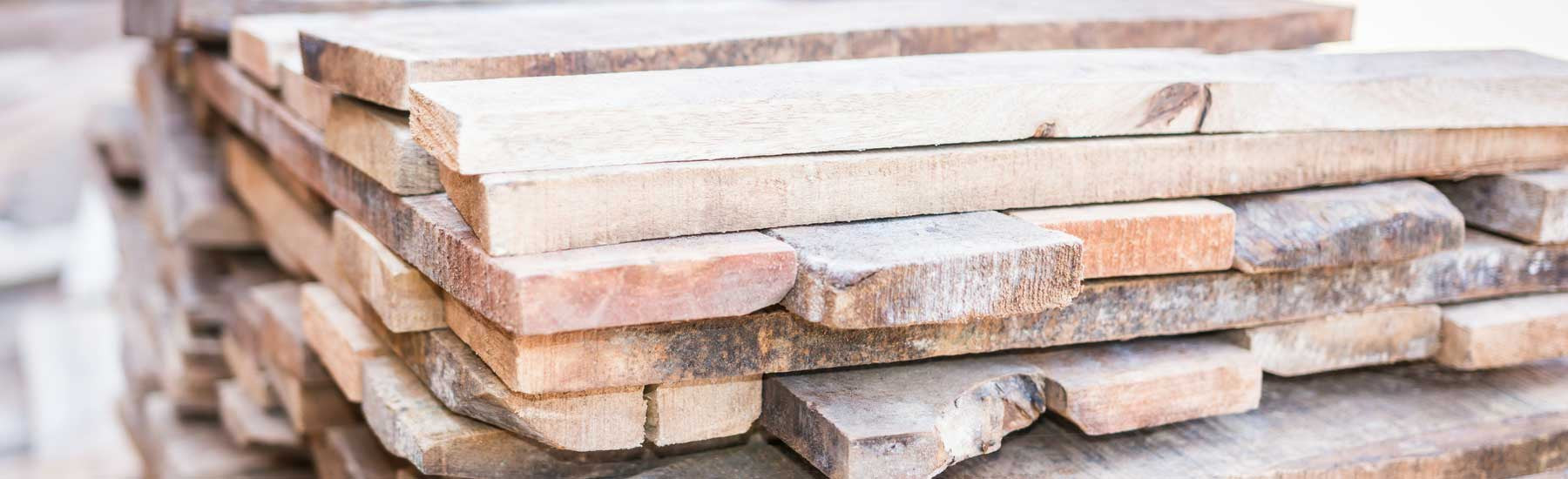 The Infinite Potential of a Reclaimed Wood