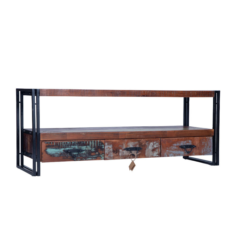 Industrial TV Stand for TVs up to 60""