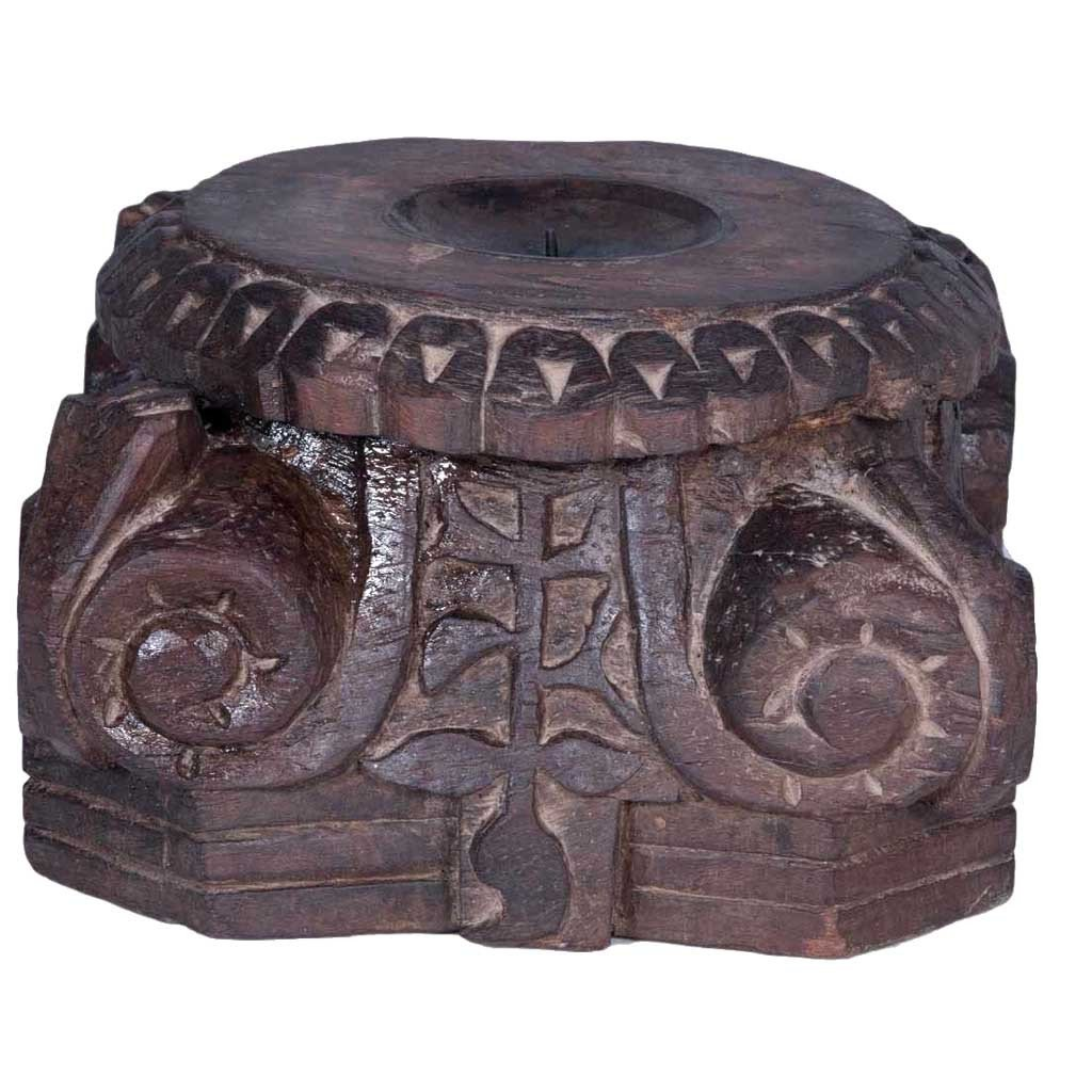 Maadze Pedestal Candle Holder - Maadze