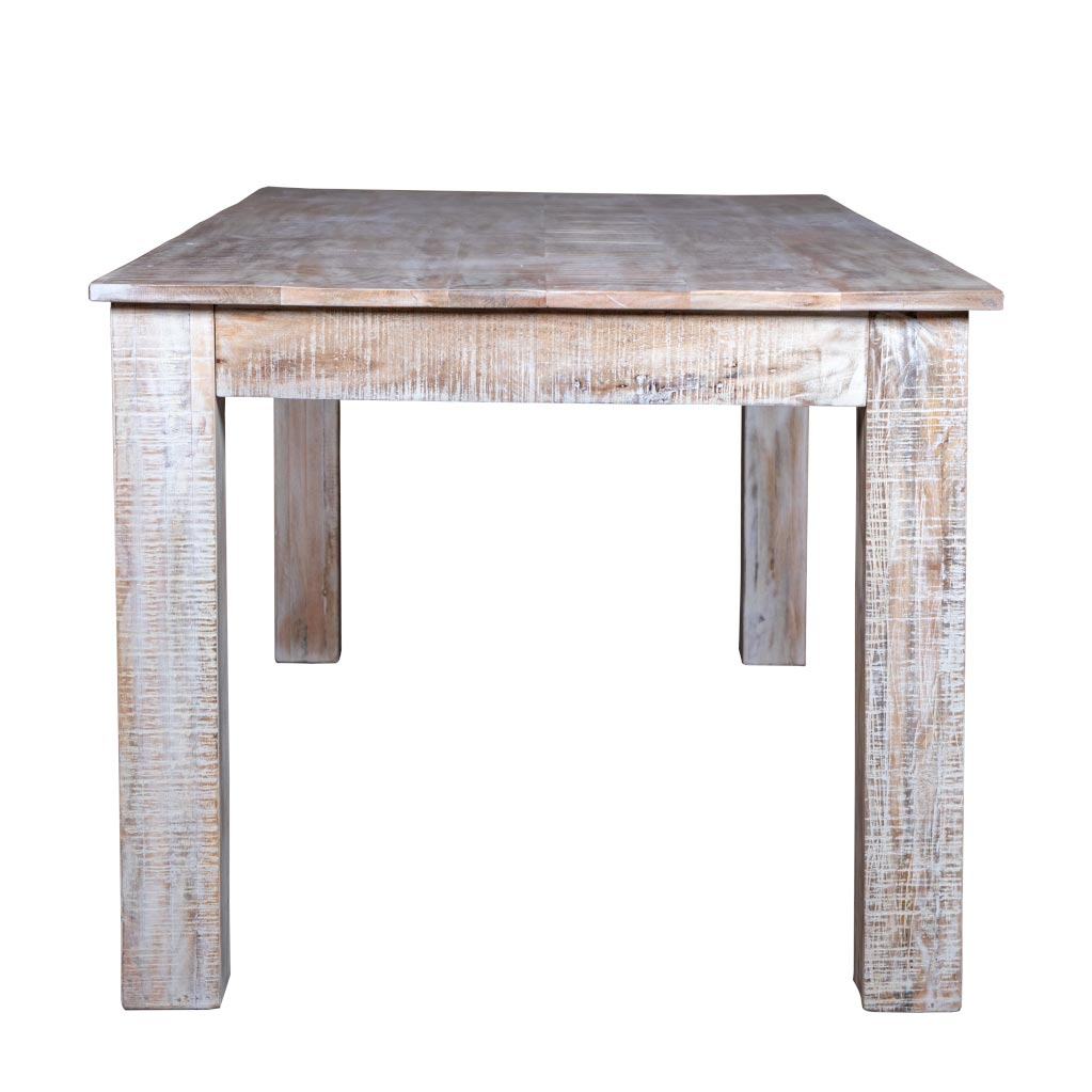 Maadze White Dining table - Maadze
