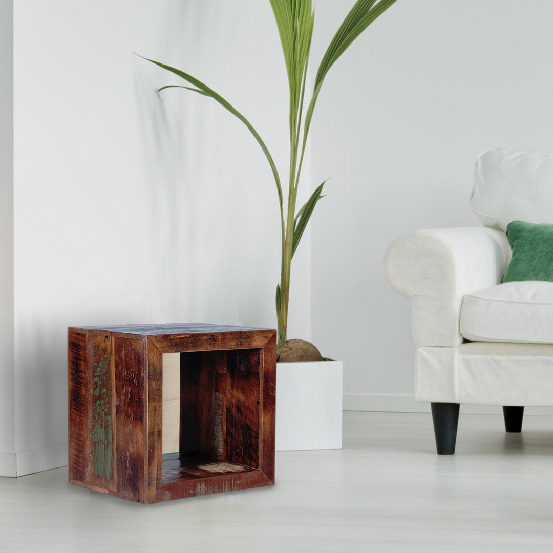Maadze Color Cube End Table