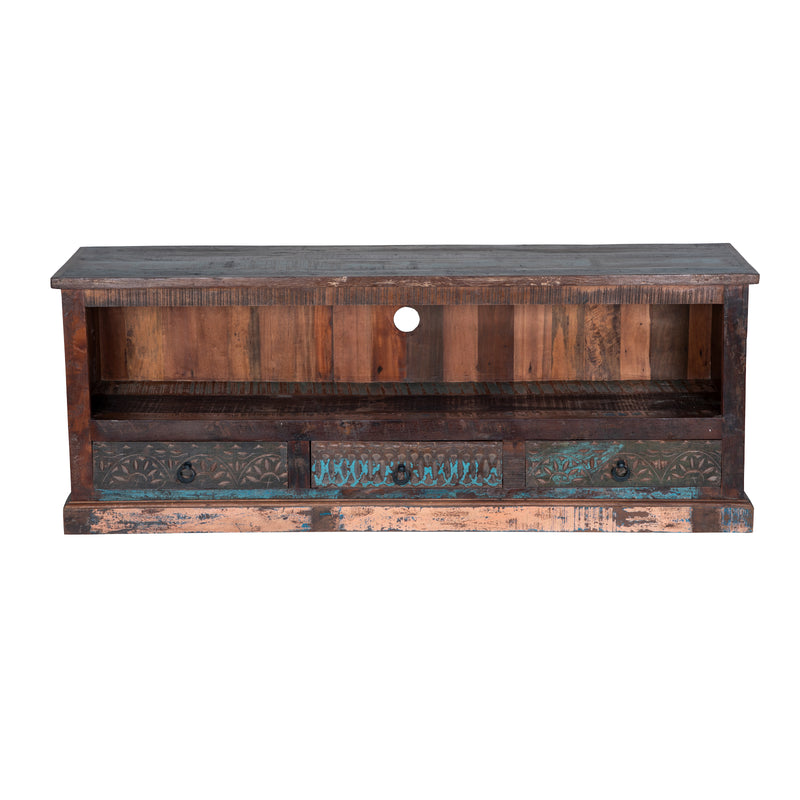 Maadze Distressed 55 inch TV Stand | 60 inch TV Stand