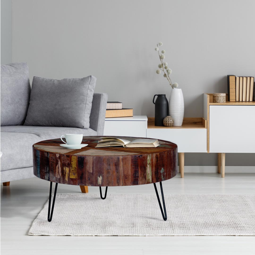 Maadze Round Coffee Table