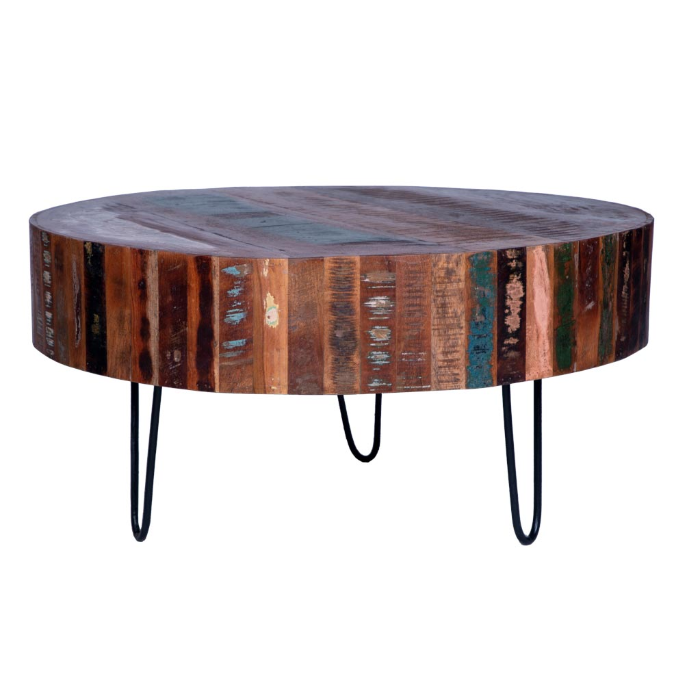 Maadze Round Coffee Table - Maadze