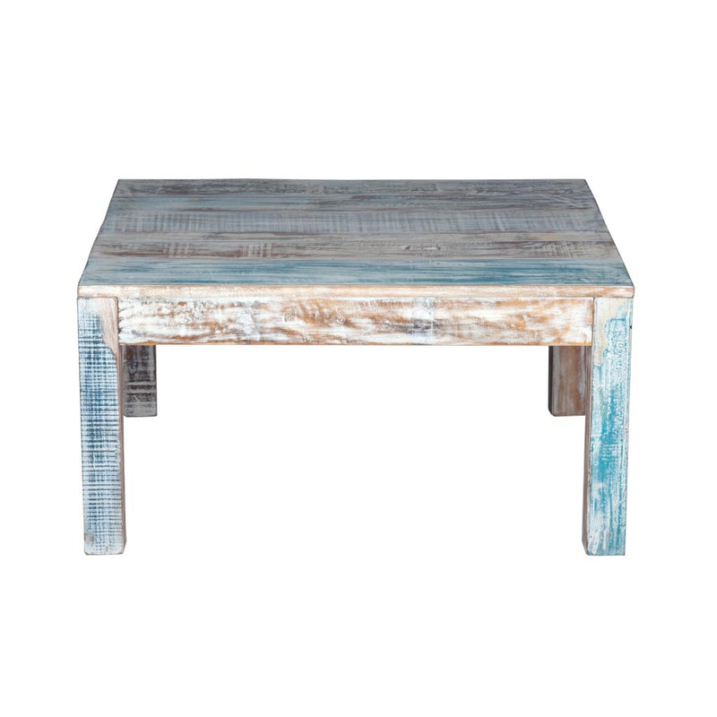 "Maadze White Square coffee table ""Winter"""