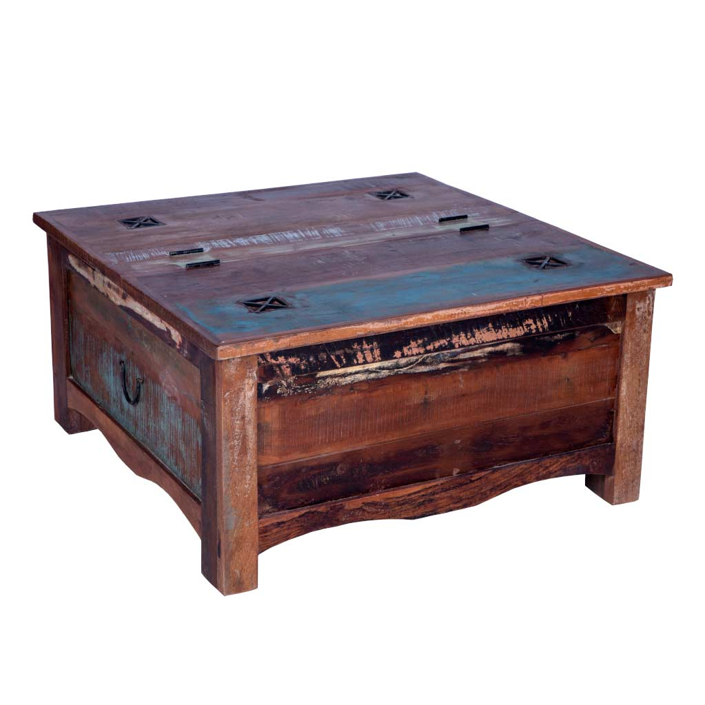 "Maadze Trunk Coffee Table ""Fall"" - Maadze"