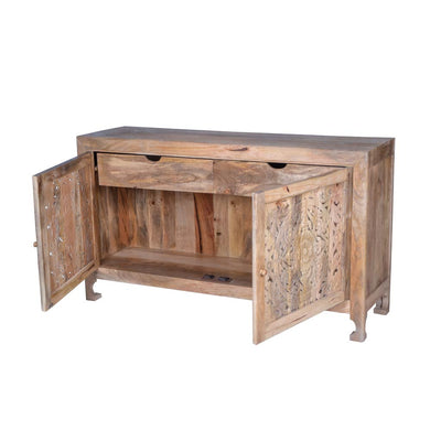 "Maadze Carved Sideboard Buffet ""Muse"" - Maadze"
