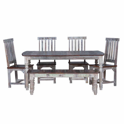 Maadze 6 piece Dining table Set