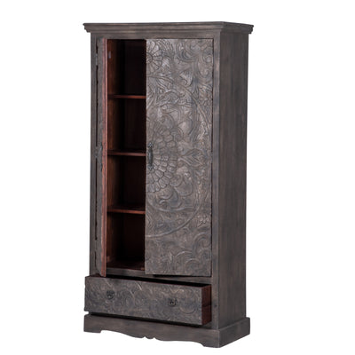 Maadze 2 Door Wardrobe Armoire