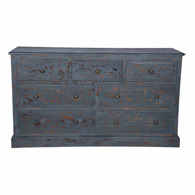 Maadze 7-Drawer Double Dresser