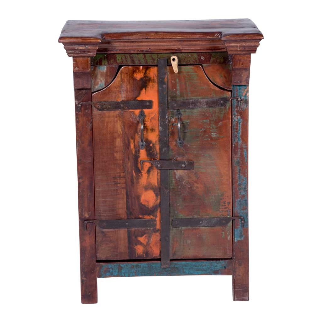 Maadze Small Reclaimed Wood Cabinet - Maadze
