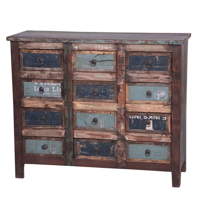 Maadze Rustic Chest of Drawers - Maadze