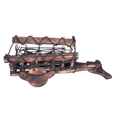 Maadze Decorative Wine bottle cart - Maadze