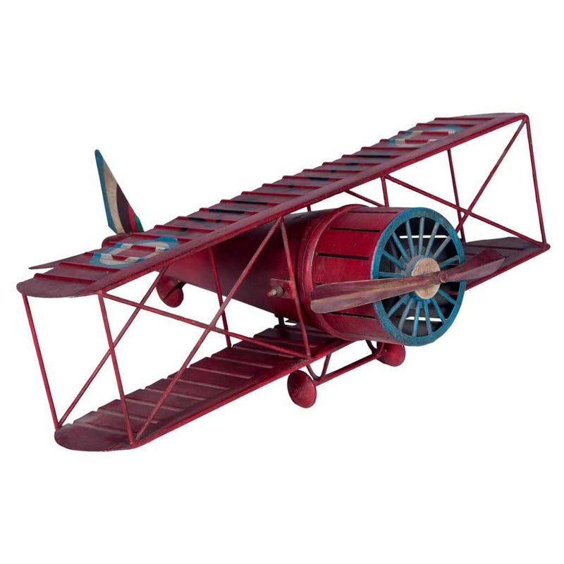 "Maadze Antique Airplane ""Red Fire"" - Maadze"