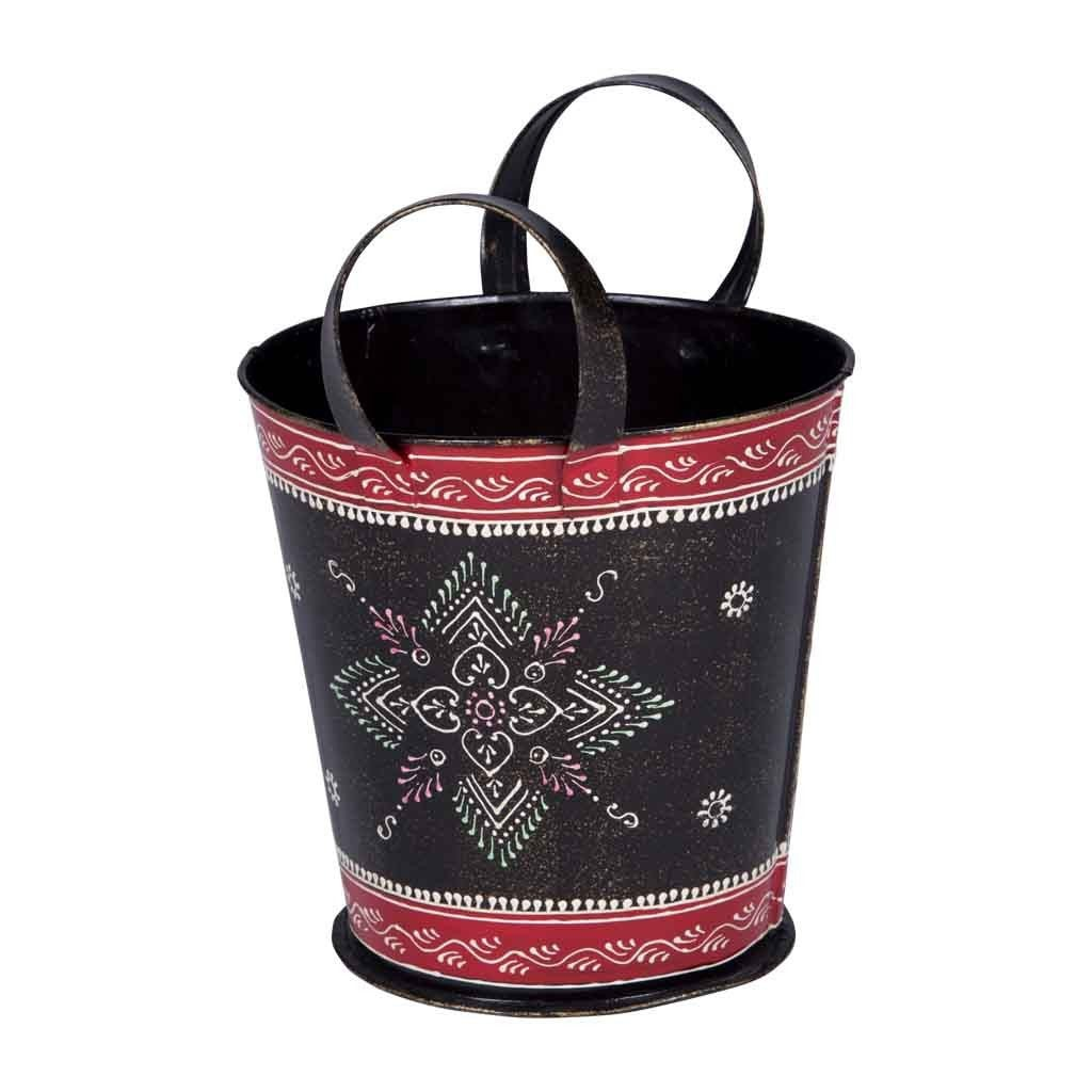 "Maadze Set of 3 Iron Bucket ""Poetic"" - Maadze"