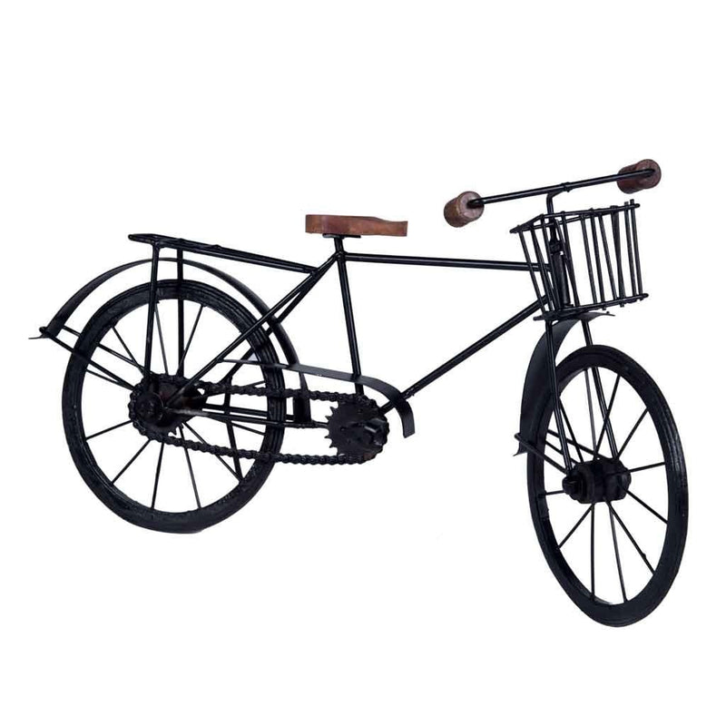 Antique Iron Decor Bicycle - Maadze