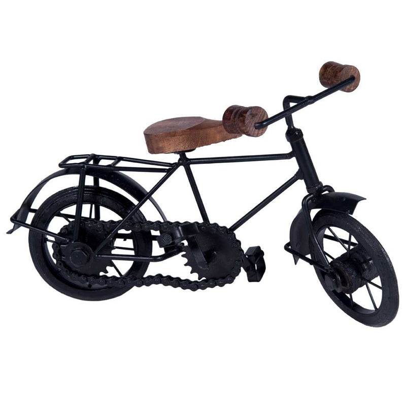 Iron Home Decor Bicycle (Small). - Maadze