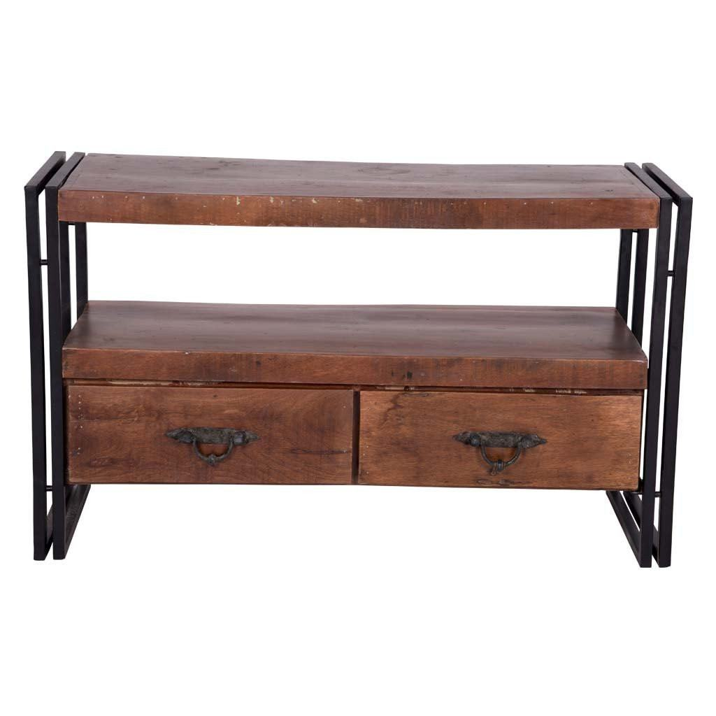Reclaimed Wood TV Stand | Maadze