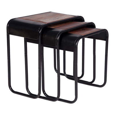 Nice Maadze Industrial Nesting Tables
