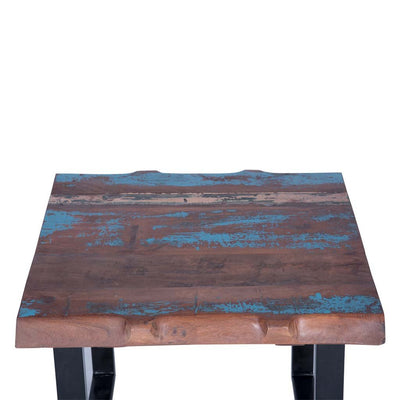 Rustic End Table - Maadze