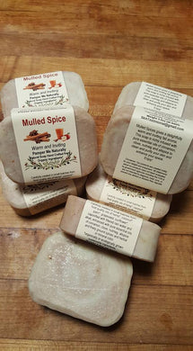 Mulled Spice Bar Soap