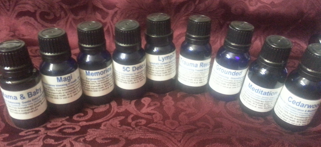 Anointing Oil Blend 15ml 1*