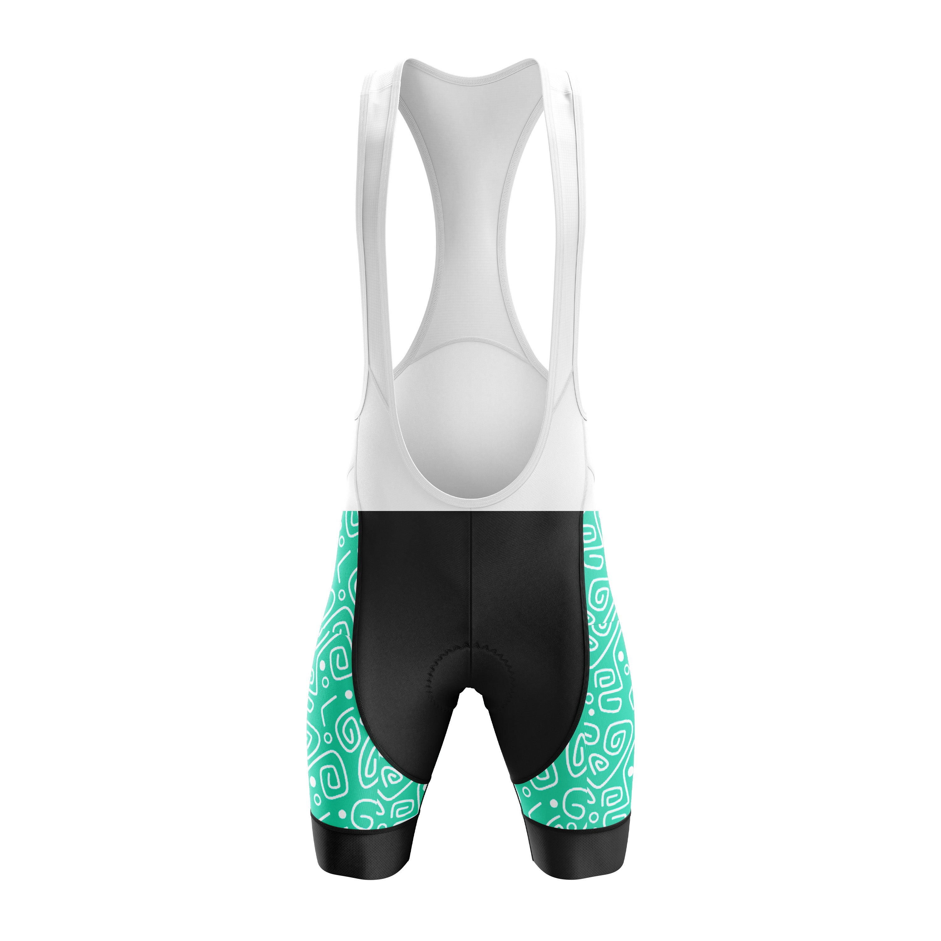 Aqua Marine Cycling Bib Shorts
