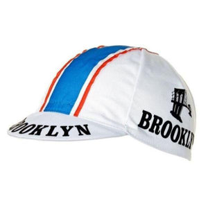 Brooklyn Retro Cycling Hat - Cycling Cap