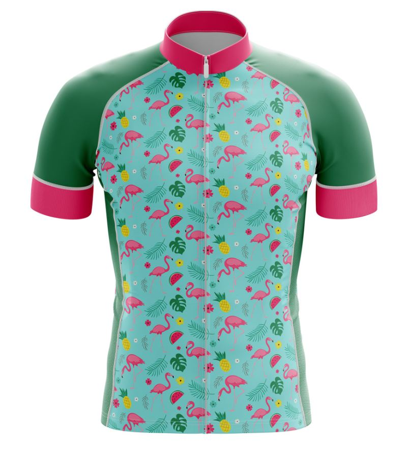 Flamingo Cycling Jersey
