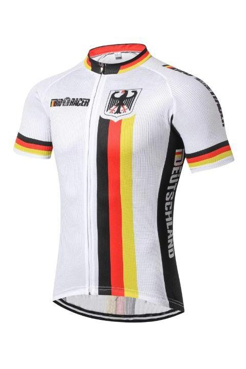 germany deutschland cycling jersey trikot