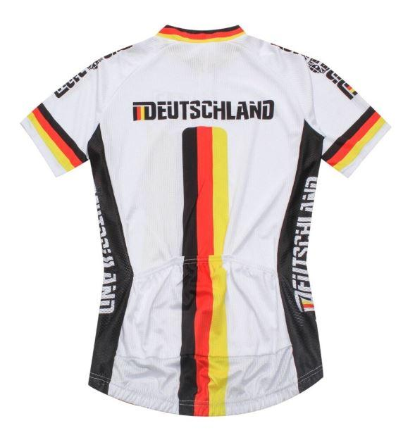 Team Germany Cycling Jersey