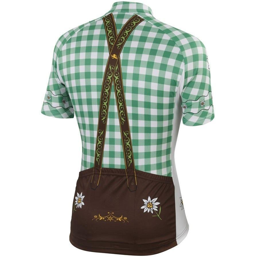 Lederhosen Cycling Set