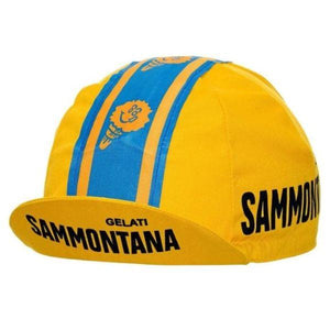 Sammontana Retro Cycling Hat - Cycling Cap